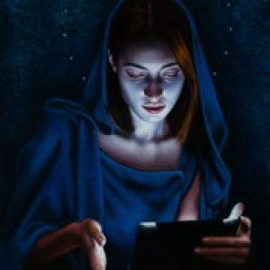 Studio per  Vergine