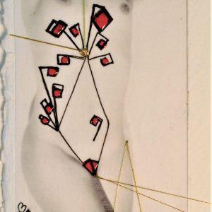 3 ORIFIAMMA - LE MINI BI serie II 11 x 7 cm -