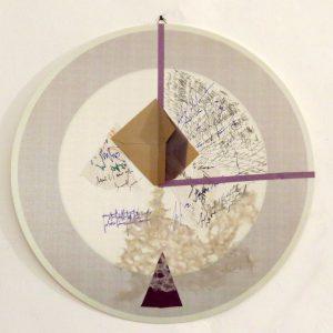 4 Carla Bertola - Diametro Zero . 1 40x40 2009