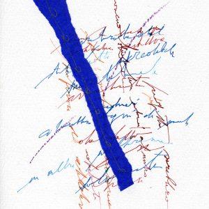 Carla Bertola - Trilogia in Blu, n°1 -2012