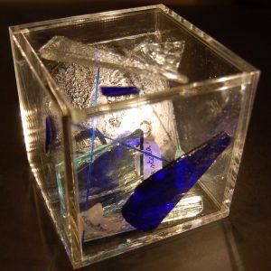 Michela Baldi_costellezioni portatili. 10x10 cm