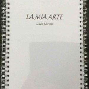 Giorgio Nalon | LA MIA ARTE | 2017,  Spirale su carta
