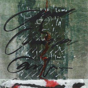 Serie Annotazioni 2001 - Caro amico ti scrivo...,