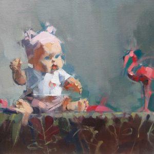 flamingo15x20